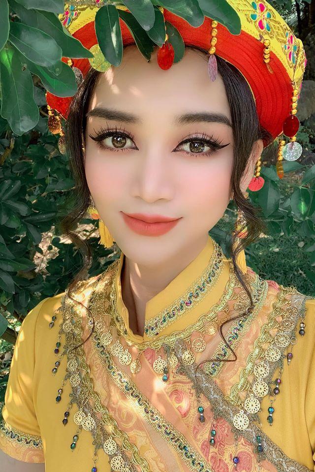 Lạm dụng app chụp ảnh, BB Trần - Hải Triều từ tiên nữ hóa yêu tinh-3