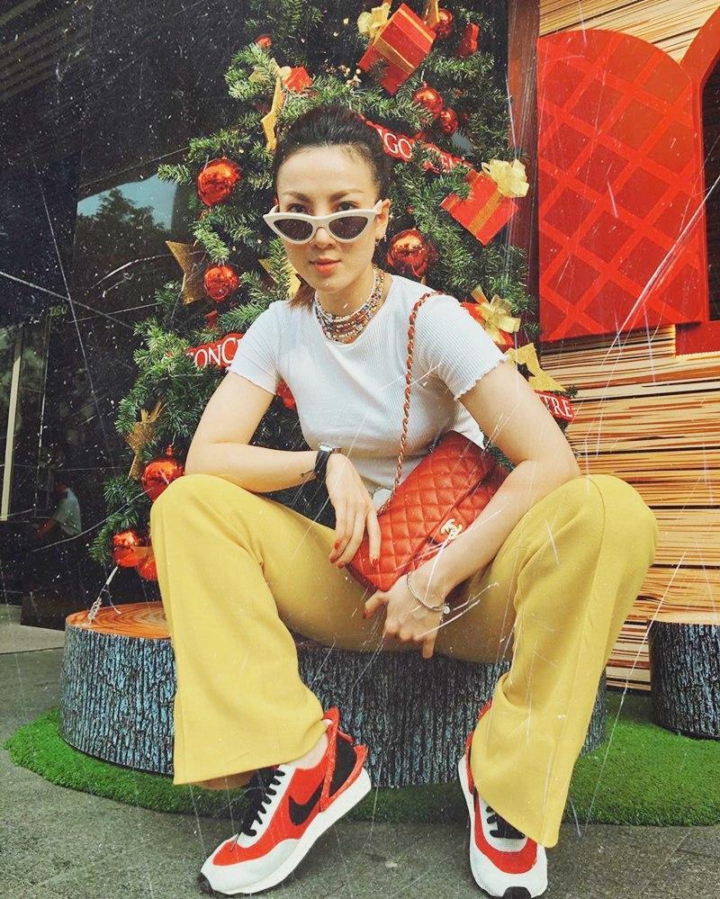 Phương Ly diện luôn giày mới của G-Dragon cho nóng - Đức Phúc lên đồ hơi hướng style của Sơn Tùng-8