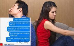 'Cú lừa ngoạn mục' của chồng làm cô vợ xanh mắt: Tưởng được tặng hàng hiệu ai ngờ là chiêu trò lươn lẹo