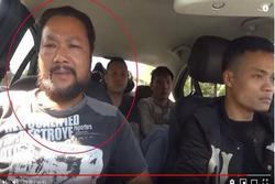 Sự thật clip 'tóm gọn' nhóm người mặt đen, cầm đầu gà xúc xích đi xin tiền: Người đàn ông thừa nhận dàn dựng để câu view