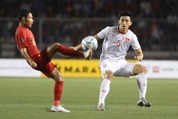 U22 Việt Nam thắng đậm với tỷ số 3 - 0, xưng vương môn bóng đá nam của Đông Nam Á