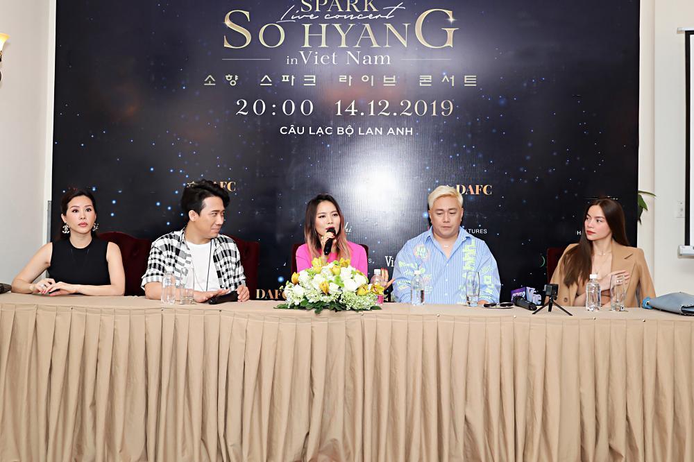 Hồ Ngọc Hà: Nếu sợ hát với báu vật Hàn Quốc So Hyang thì không nên làm nghệ sĩ-1