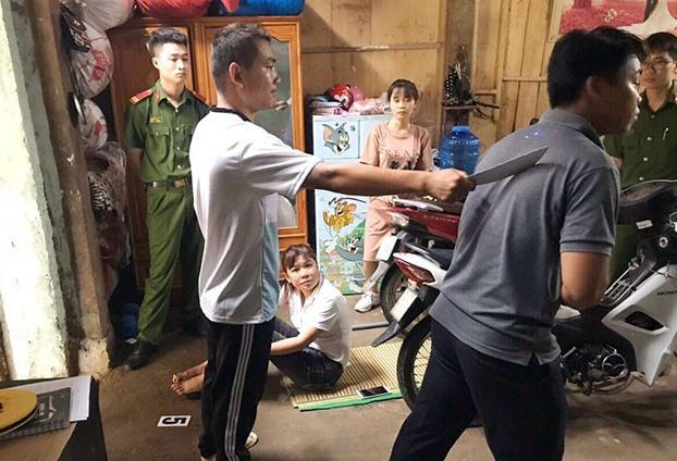 Nam Việt kiều chém cả nhà bạn tình-1