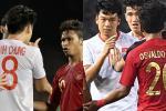 Thầy trò HLV Park Hang Seo thâu tóm cảm xúc của hàng triệu fan Việt bằng màn ăn mừng có 1-0-2-3