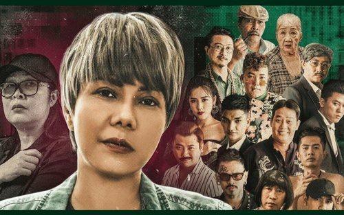 Web drama giang hồ, bạo lực của nghệ sĩ Việt đã chết trên YouTube?-1