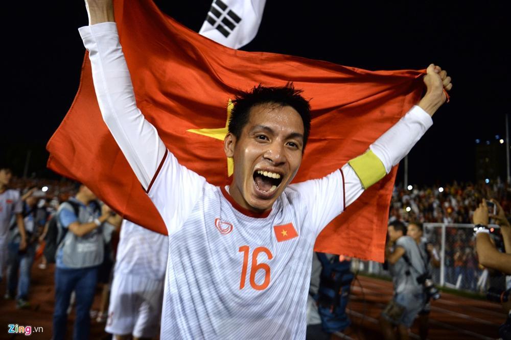 Văn Hậu thi đấu thế nào khi giúp U22 Việt Nam thắng Indonesia?-2
