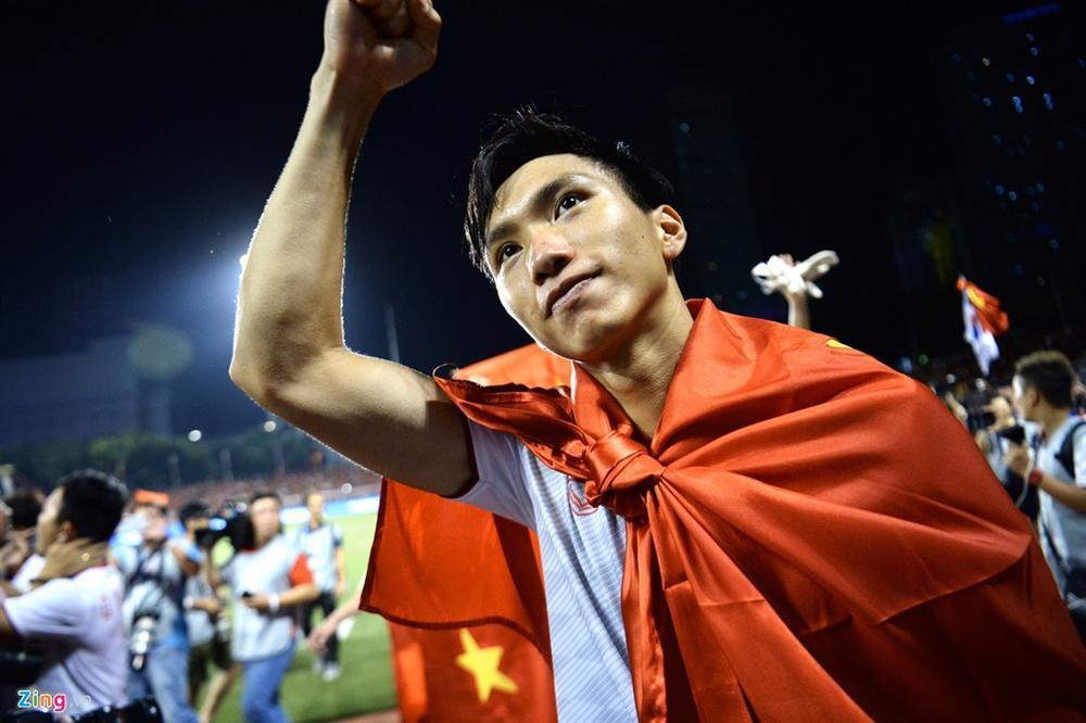 Văn Hậu thi đấu thế nào khi giúp U22 Việt Nam thắng Indonesia?-3