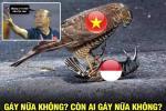 'Chết cười' loạt ảnh chế sau trận thắng lịch sử của U22 Việt Nam tại SEA Games 30