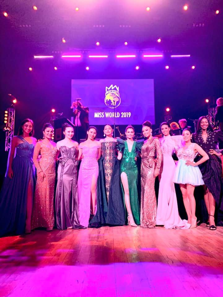 Lương Thùy Linh lọt top 10 Hoa hậu Nhân ái tại Miss World 2019-2