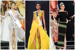 Những bộ váy đặc biệt trong nhiệm kỳ hoa hậu của H'Hen Niê