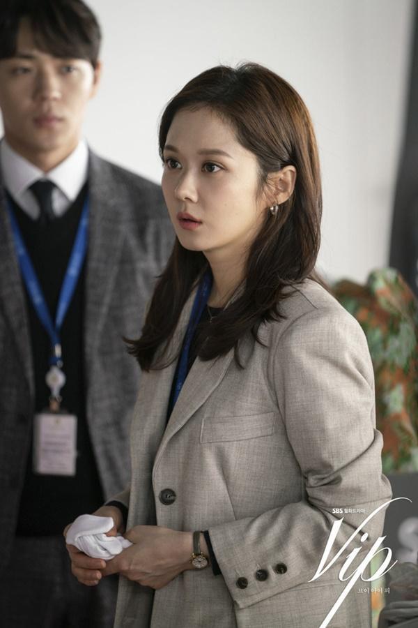 Hãy như Jang Nara: Mải mê tìm tiểu tam mê hoặc chồng nhưng vẫn không quên diện đồ công sở đẹp mê mẩn-4