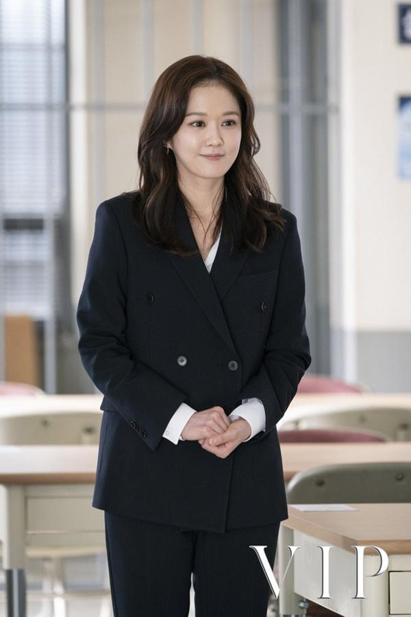 Hãy như Jang Nara: Mải mê tìm tiểu tam mê hoặc chồng nhưng vẫn không quên diện đồ công sở đẹp mê mẩn-8