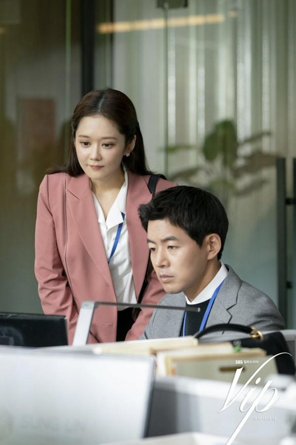 Hãy như Jang Nara: Mải mê tìm tiểu tam mê hoặc chồng nhưng vẫn không quên diện đồ công sở đẹp mê mẩn-11