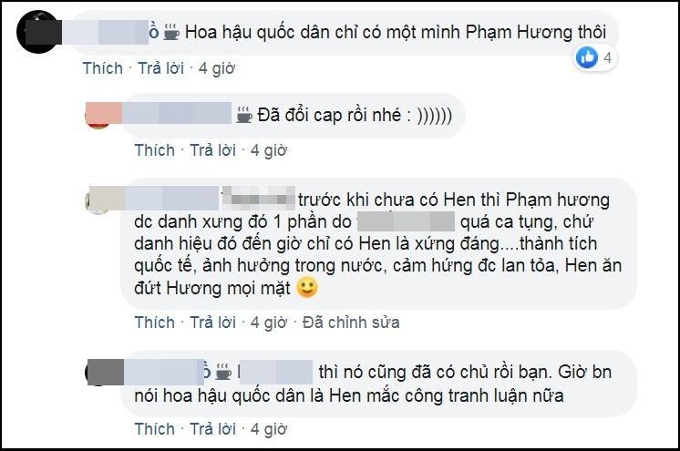 Dân mạng bùng nổ tranh cãi về Phạm Hương - HHen Niê: Ai mới xứng là Hoa hậu Quốc dân?-10