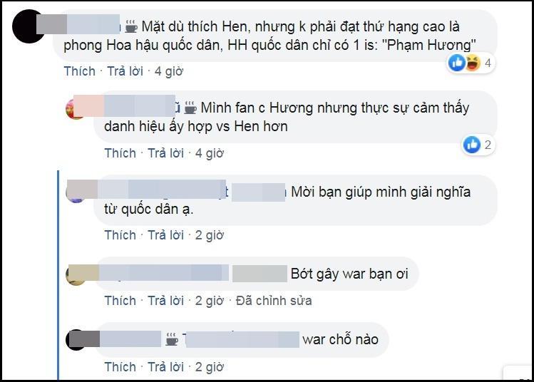 Dân mạng bùng nổ tranh cãi về Phạm Hương - HHen Niê: Ai mới xứng là Hoa hậu Quốc dân?-11