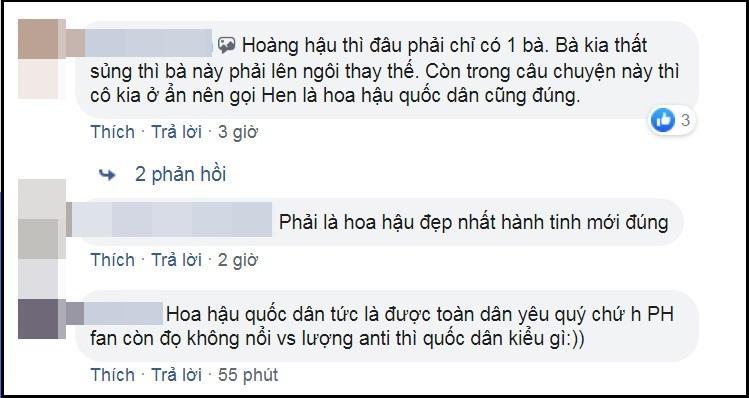 Dân mạng bùng nổ tranh cãi về Phạm Hương - HHen Niê: Ai mới xứng là Hoa hậu Quốc dân?-13