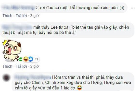 Hậu vô địch SEA Games: Cười xỉu với màn trao đổi chiến thuật lộ liễu của U22 Việt Nam-2