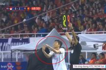 Hậu vô địch SEA Games: Cười xỉu với màn trao đổi chiến thuật lộ liễu của U22 Việt Nam