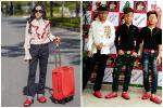 Đi dép lê giá 30 triệu đồng mà như hàng chợ, Phượng Chanel gợi nhớ trend giày đỏ 'dân chơi'