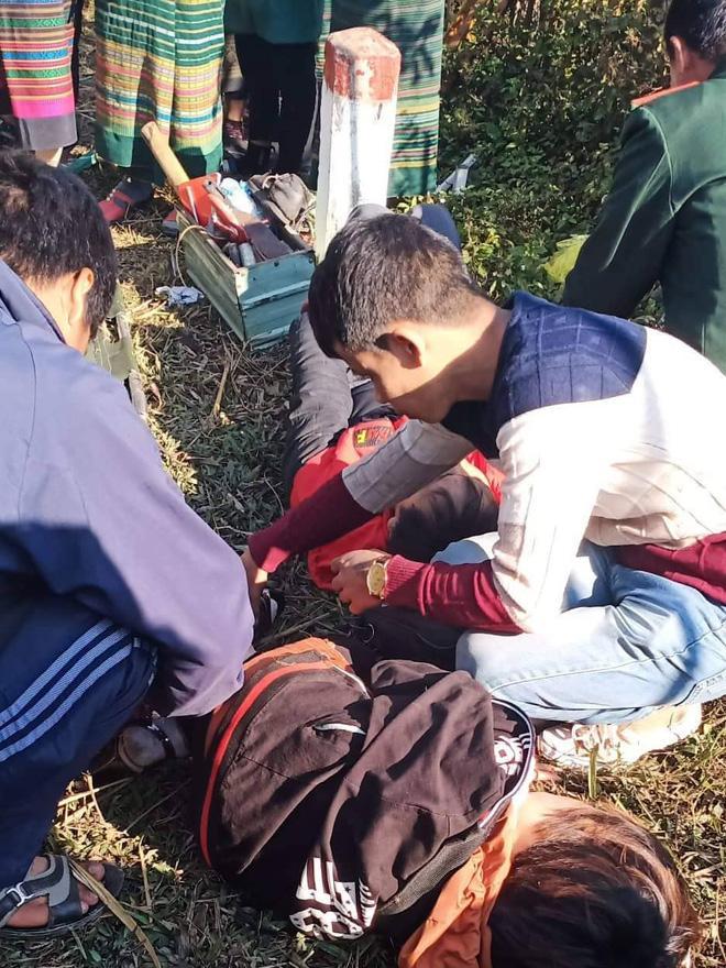 Hiện trường thương tâm vụ xe chở đoàn người khuyết tật đâm vào vách núi ở Nghệ An-5
