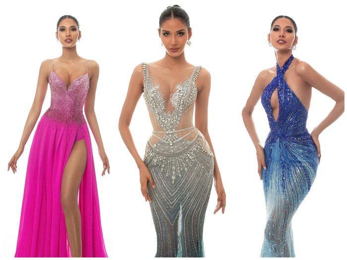 Ảnh hiếm của Hoàng Thùy tại chung kết Miss Universe 2019: Diện đầm đẹp nhưng không có cơ hội catwalk-9