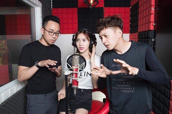 Ninh Dương Lan Ngọc cuối cùng cũng có ca khúc song ca với Ngô Kiến Huy nhưng... netizen tỏ vẻ không mấy kỳ vọng vào giọng hát của cô nàng-1