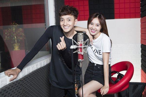 Ninh Dương Lan Ngọc cuối cùng cũng có ca khúc song ca với Ngô Kiến Huy nhưng... netizen tỏ vẻ không mấy kỳ vọng vào giọng hát của cô nàng-2