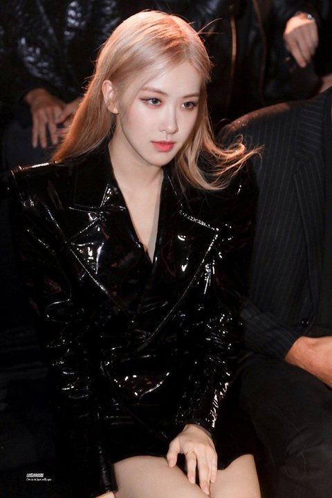 Rosé và dàn mỹ nhân Hàn lên đời nhan sắc nhờ nhuộm tóc vàng-2