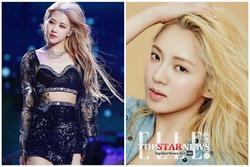 Rosé và dàn mỹ nhân Hàn lên đời nhan sắc nhờ nhuộm tóc vàng
