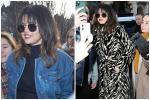 Selena Gomez để lộ vòng một chảy xệ vì mặc đồ lót không phù hợp-7