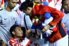 'Khó tin' với kết quả chấn thương của sao Indonesia phải ngồi xe lăn vì Văn Hậu