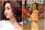 Vừa lỡ tay cắt tóc còn một mẩu, Đỗ Mỹ Linh làm fan bất ngờ với hình ảnh công chúa Ba Tư