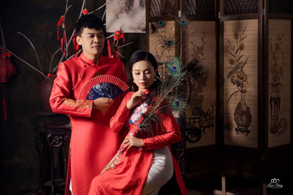 Diễn viên hài Trung Ruồi tung ảnh cưới bên bạn gái hot girl-1