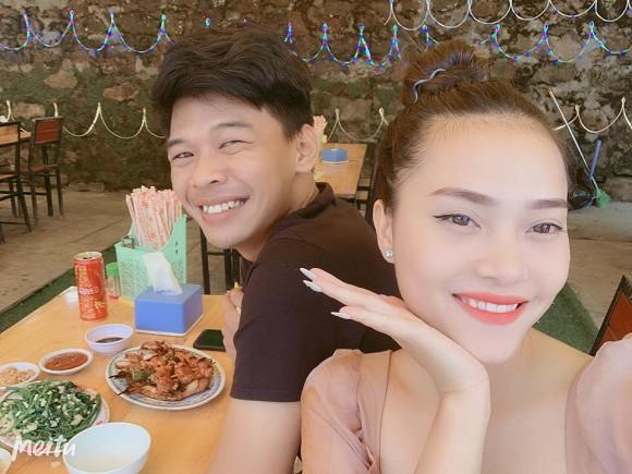 Diễn viên hài Trung Ruồi tung ảnh cưới bên bạn gái hot girl-8