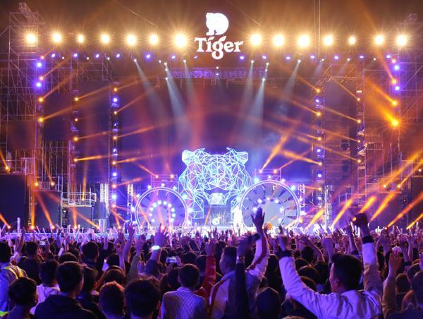Sân chơi Tìm kiếm tài năng âm nhạc - Tiger Remix 2020 càn quét từ Bắc vào Nam-8