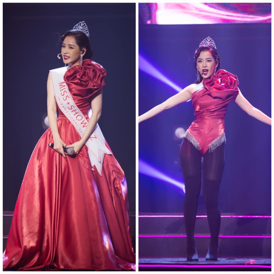 Tiết kiệm kiểu Chi Pu, Hari Won, Hồ Ngọc Hà: Tận dụng váy 2 in 1 biến hóa xuất sắc trên sân khấu-1