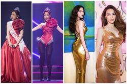 Tiết kiệm kiểu Chi Pu, Hari Won, Hồ Ngọc Hà: Tận dụng váy '2 in 1' biến hóa xuất sắc trên sân khấu