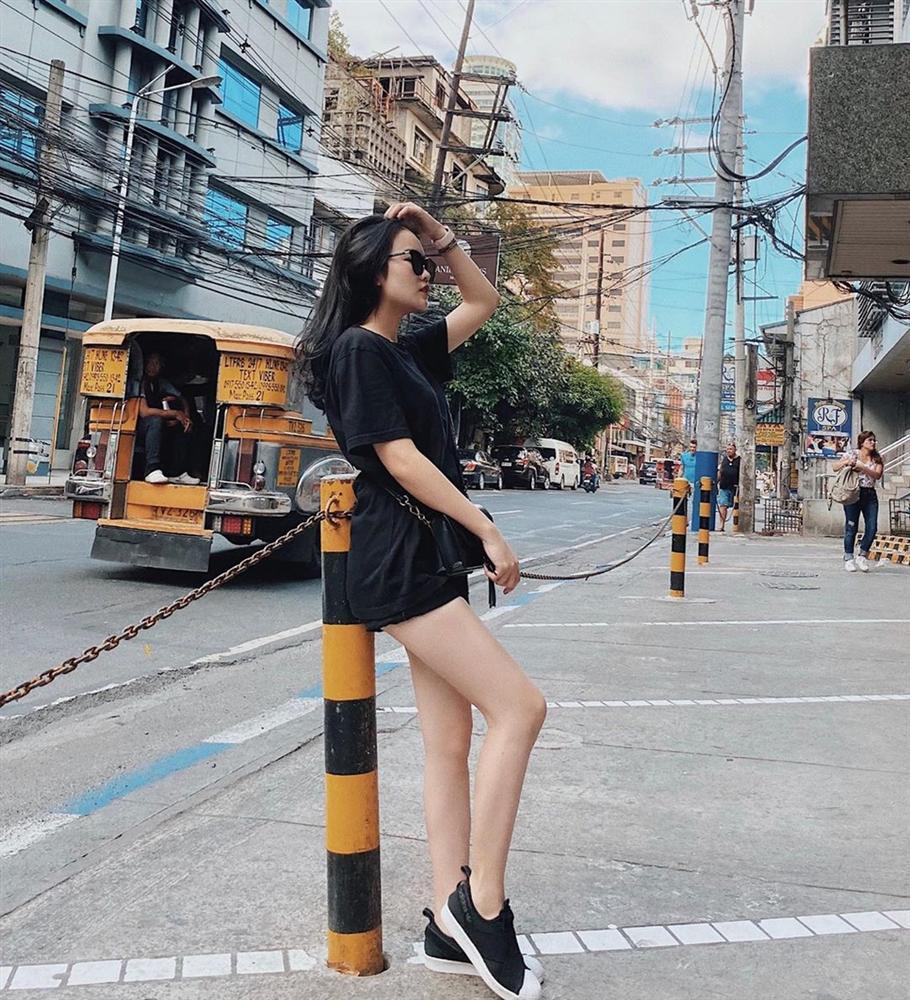 Học bạn gái Văn Hậu cách tạo dáng khi chụp ảnh du lịch-2