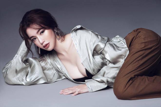 Elly Trần phản hồi tin đồn từng bỏ đoàn phim Việt Nam ra nước ngoài đóng phim người lớn-1