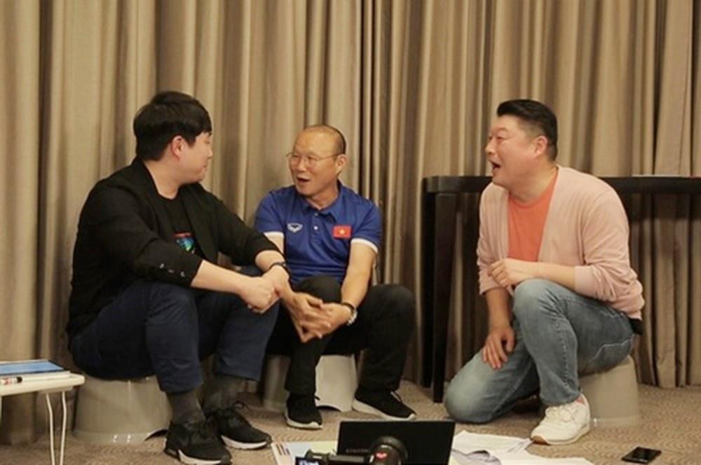 HLV Park Hang-seo liên tục phá kỷ lục rating các show truyền hình-2