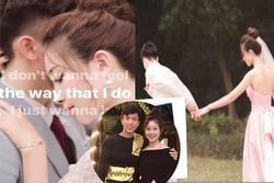 Chính thức lộ ảnh cưới của Phan Văn Đức, cô dâu quá đỗi xinh đẹp nhưng sao chú rể vẫn giấu mặt thế kia