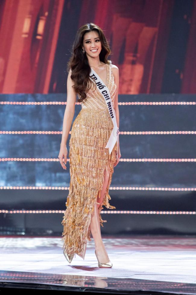 Tân Hoa hậu Hoàn vũ Khánh Vân lớn tiếng xéo xắt với Nam Em khi so tuổi trong hậu trường-1