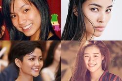 4 Hoa hậu Hoàn vũ Việt Nam trong lịch sử: Ai sở hữu mặt mộc xuất sắc nhất?