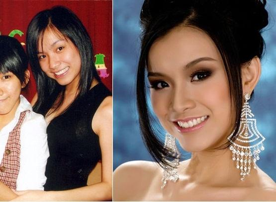 4 Hoa hậu Hoàn vũ Việt Nam trong lịch sử: Ai sở hữu mặt mộc xuất sắc nhất?-2
