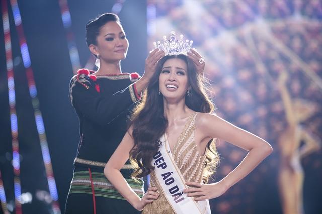 4 Hoa hậu Hoàn vũ Việt Nam trong lịch sử: Ai sở hữu mặt mộc xuất sắc nhất?-13
