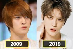 Hack tuổi quá đỉnh với ngoại hình bất biến suốt 10 năm, không tin nổi 5 nam thần Kpop này đã ngoài 30