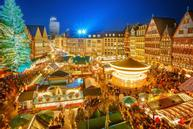 3 khu chợ Giáng sinh lớn và đẹp nhất thế giới