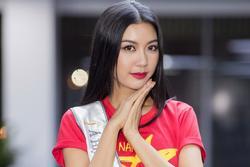 Thúy Vân: 'Tôi không may mắn để trở thành Hoa hậu Hoàn vũ Việt Nam'