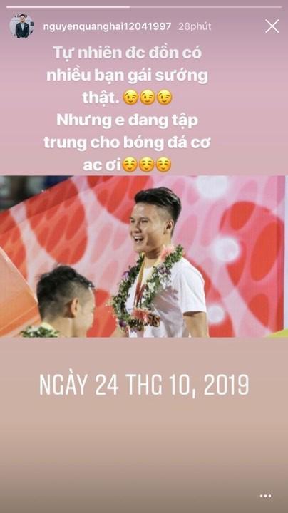 Bạn trai cũ Quang Hải nhắn tin tình cảm với cô gái khác, phản ứng của Nhật Lê làm ai đọc cũng đồng cảm-3