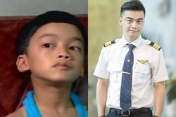 Lộ quá khứ bất ngờ của phi công lái chuyến bay đưa U22 Việt Nam về nước